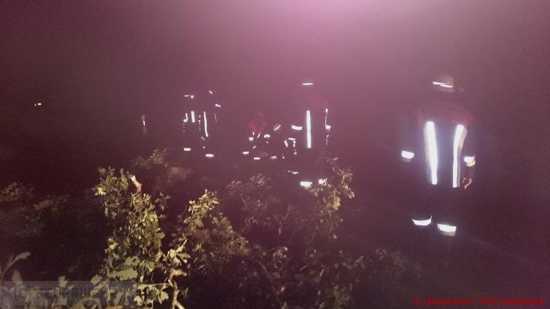 Technische Hilfeleistung vom 06.07.2015  |  (C) Feuerwehr Sandbach / Bachhuber (2015)