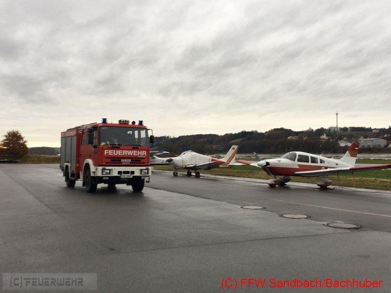 Technische Hilfeleistung vom 19.11.2016  |  (C) Feuerwehr Sandbach / Bachhuber (2016)