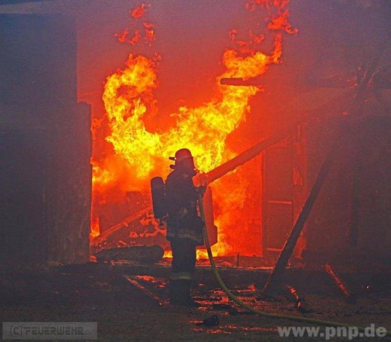 Brandeinsatz vom 19.05.2017  |  (C) Feuerwehr Sandbach / Bachhuber (2017)