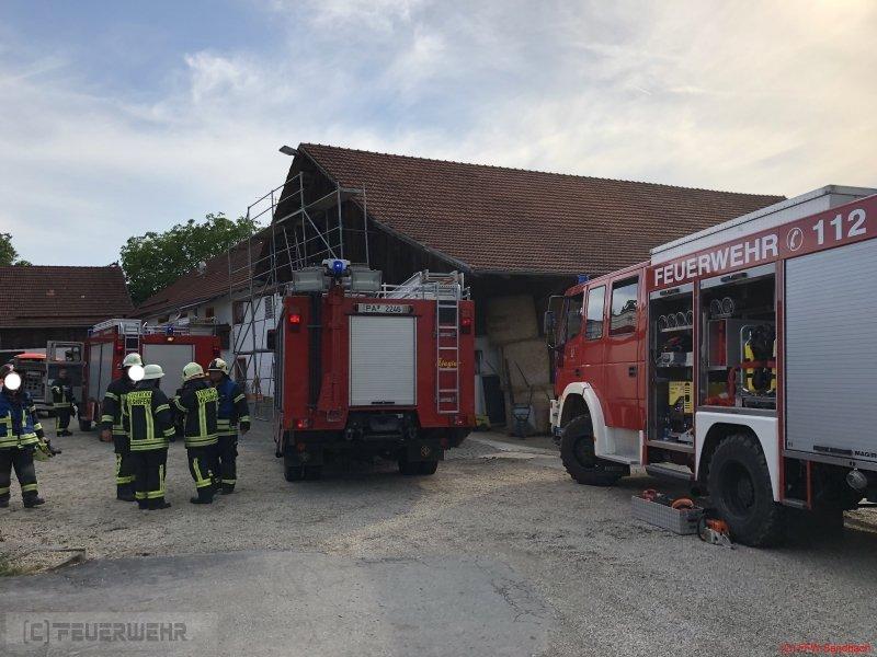 Technische Hilfeleistung vom 26.05.2018     (C) Feuerwehr Sandbach / Bachhuber (2018)