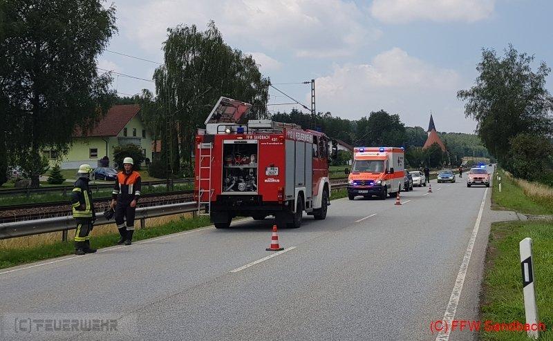 Technische Hilfeleistung vom 30.06.2018  |  (C) Feuerwehr Sandbach / Bachhuber (2018)