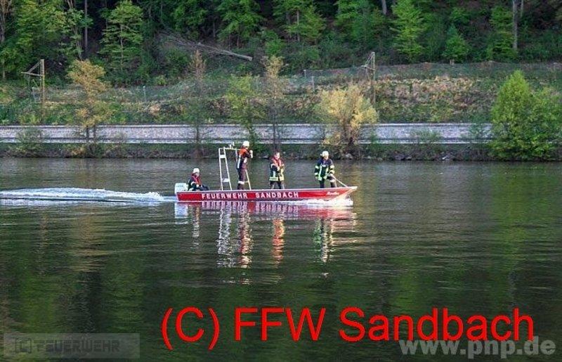 Technische Hilfeleistung vom 25.04.2019     (C) Feuerwehr Sandbach / Bachhuber (2019)