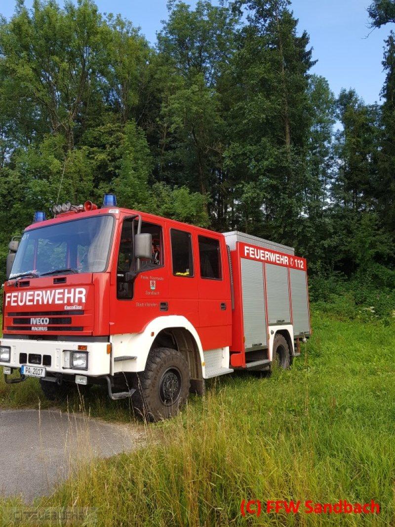 Technische Hilfeleistung vom 20.07.2019  |  (C) Feuerwehr Sandbach / Bachhuber (2019)