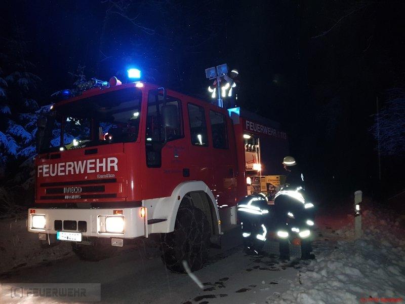 Technische Hilfeleistung vom 18.02.2018  |  (C) Feuerwehr Sandbach / Bachhuber (2018)