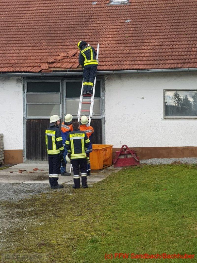 Technische Hilfeleistung vom 10.02.2020  |  (C) Feuerwehr Sandbach / Bachhuber (2020)